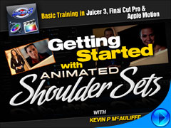 Getting Started with Animated Shoulder Sets for Apple Motion & Final Cut Pro